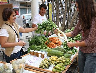 Semana do Alimento Orgânico, Vassouras - maio 2009