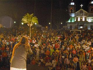 Festival do Vale do Café, julho 2009
