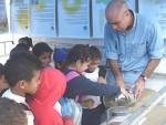 Crianças no Dia do Meio Ambiente