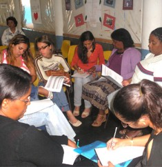 Professores em Oficina de Leitura