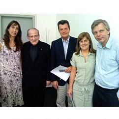 Assinatura de Convênio do Marco Zero entre PUC e Instituto São Fernando